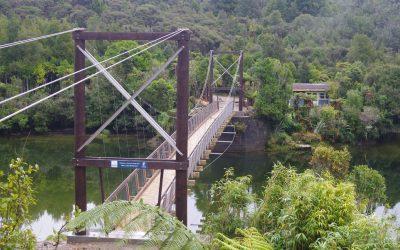The Nile River Bridge Opens